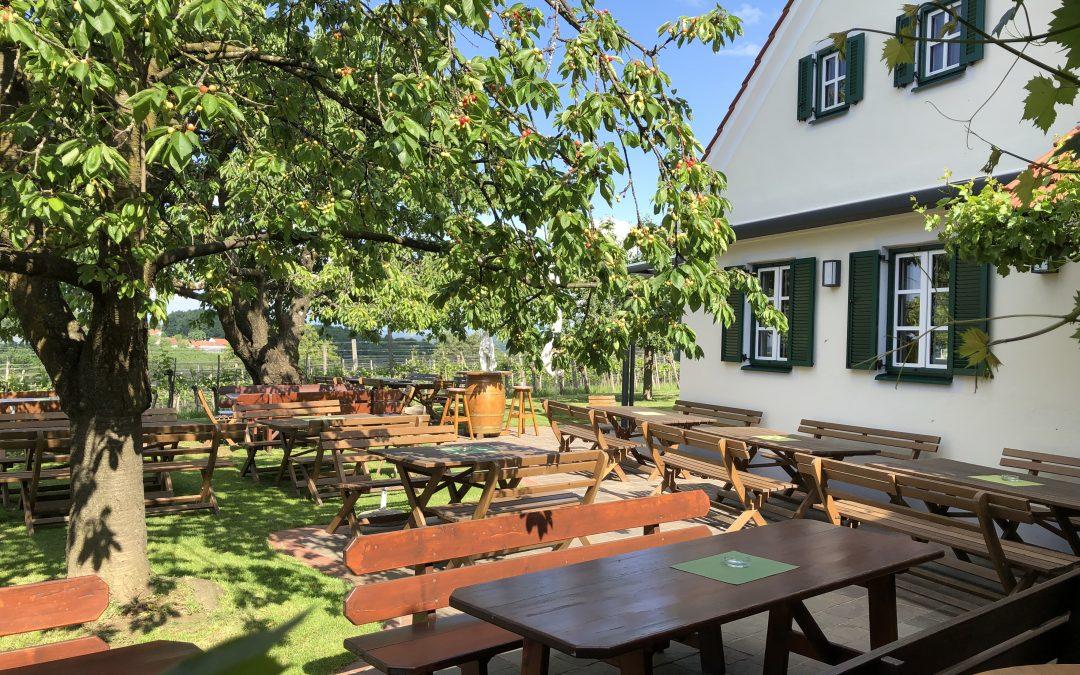 Buschenschank wieder ab 19. Mai geöffnet! – Brunner Buschenschank